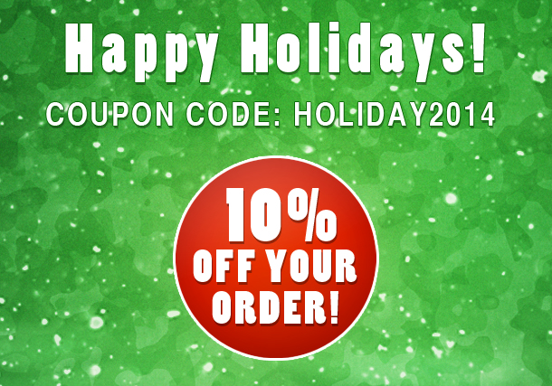 Shop for the Holidays!