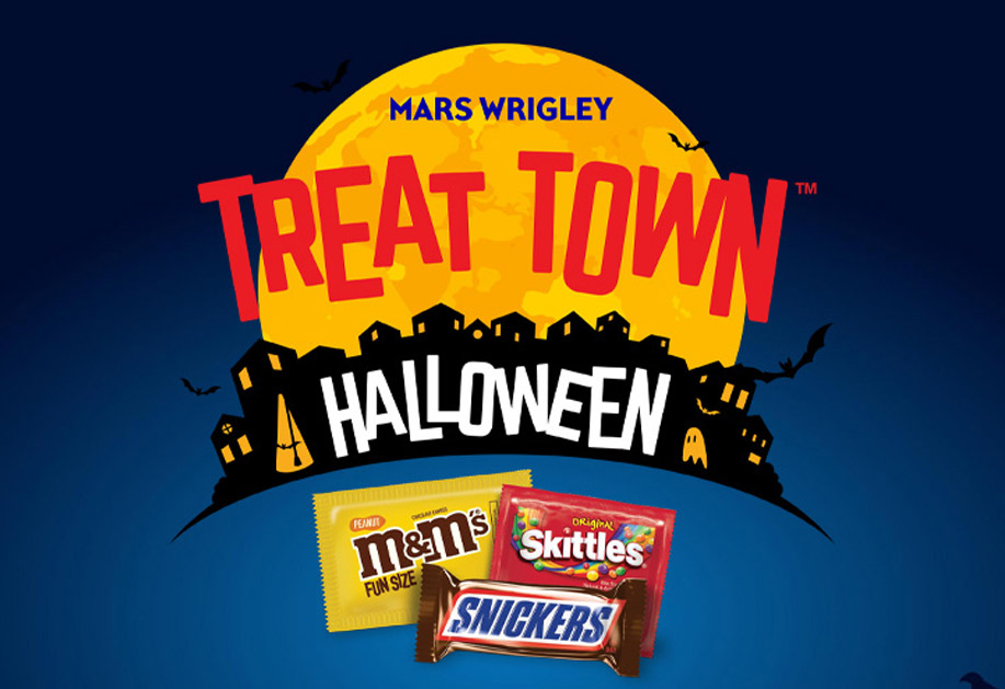 Treat Town's Trick or Treat at Home